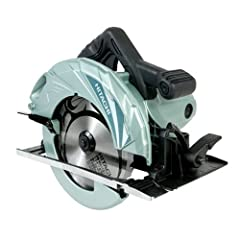 Hitachi Power Tools has renamed to Metabo HPT. Same great tools, with only a new name. Tool bearing sits in die-cast aluminum, instead of plastic, to improve tool reliability and greatly extend tool life Electric brake stops blade rotation within sec...