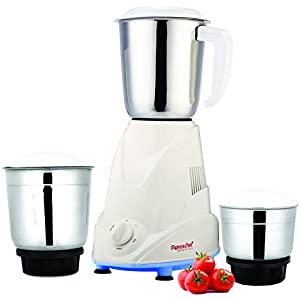 Deals | Signoracare Eco Plus Mixer Grinder, 500W, 3 Jars for ₹1,199