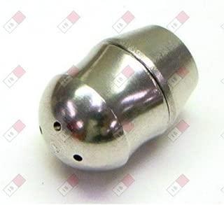 S2200 2RS//SS2200 2RS Edelstahl Pendelkugellager 10x30x14 mm Industriequalit/ät