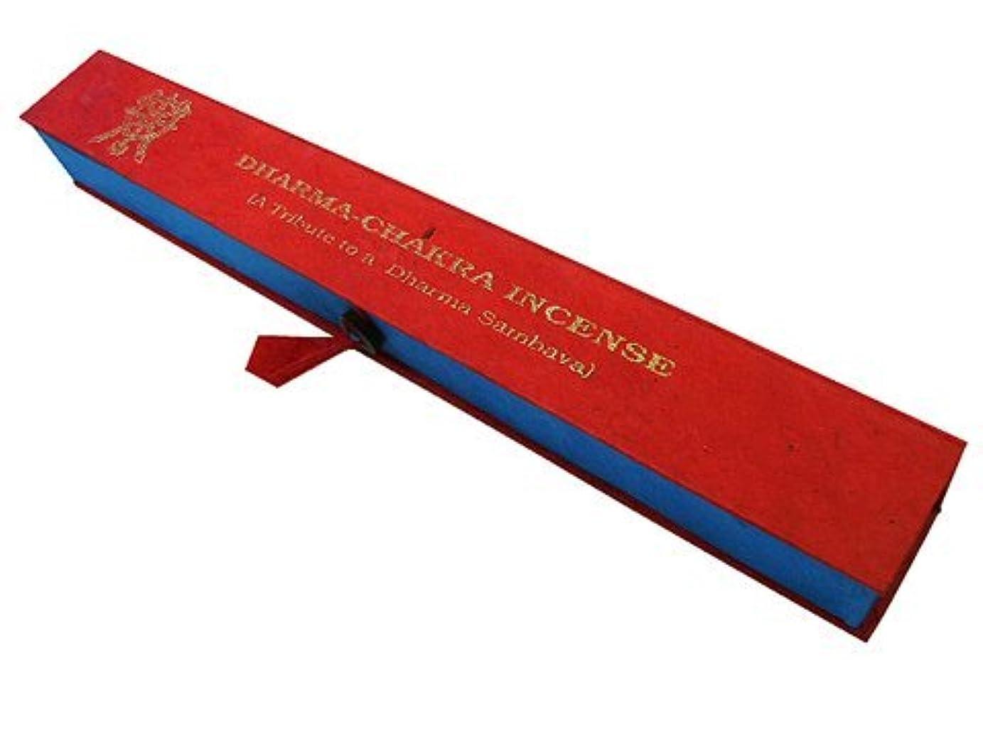 名義でスペア主権者NEPAL INCENSE 【DHARMA CHAKRA INCENSEダルマチャクラ】