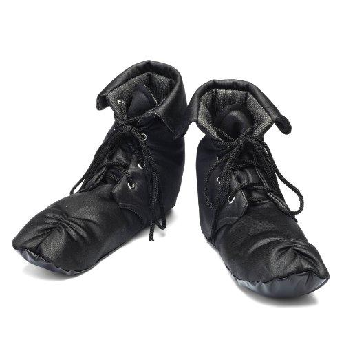 Micki & Friends 44-360500 - Pippi Langstrumpf Schuhe - Pippi-Schuhe - max Schuhgrösse 36/37 - Schuhlänge: 17cm - Verkleiden - Fasching - Karneval - Halloween - Verkleidung - ab 3 Jahre