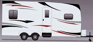 RV, Trailer Hauler, Camper, Motor-Home Large Decals/Graphics Kits 24-k-2