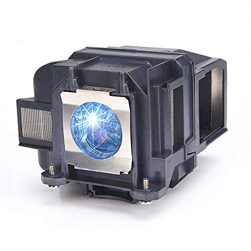 Huaute V13H010L78 / ELPLP78 Lampada sostitutiva con alloggiamento per Epson PowerLite Home Cinema 2030 2000 730HD 725HD 600 VS230 VS330 VS335W EX3220 EX6220 EX7220 EX7230 EX7235 EX5220 Proiettori