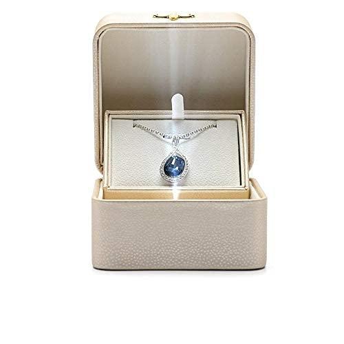 Propuesta de Luces LED Creativas de Alta Gama Caja de Anillo de Caja de joyería Caja de Regalo Colgante de un Solo Anillo TINGG