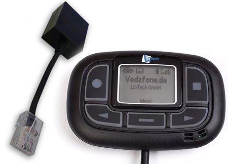 LinTech Umrüstlösung Comfort für Nokia Cark 91