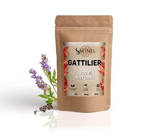 Gattilier Pour Tisane, Vitex agnus castus graine 200 gramme