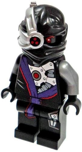 LEGO Ninjago LOOSE Mini Figure Nindroid Warrior by LEGO