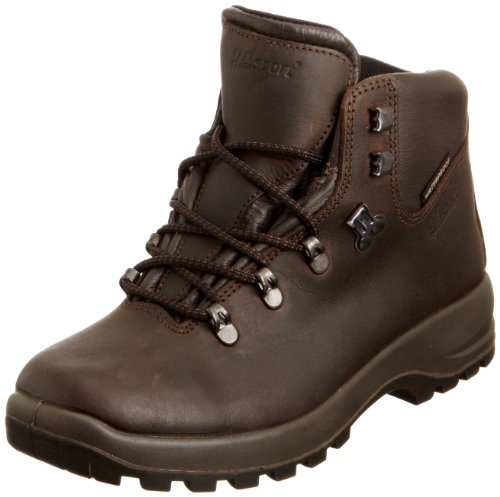Grisport Women's Lady Hurricane Hiking Boot Brown CLG623 6 UK