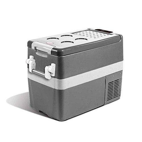 DSHBB Auto Koelkast Mini,40 Liter Van Grote Capaciteit, Mini Vriezers, Thuis Camping Koelkast (Kleur : 1)