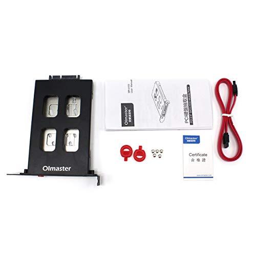 MXECO Estructura metálica HDD Case HDD Enclosure