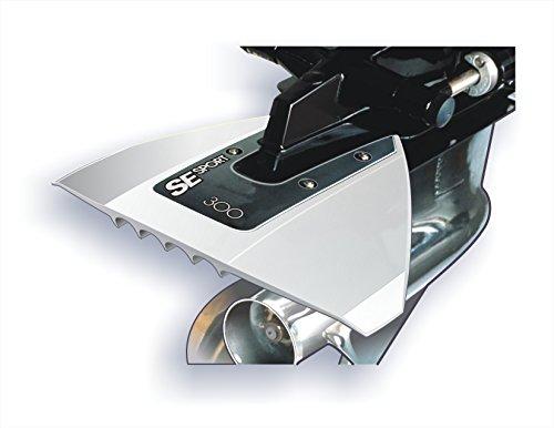 SE Sport 300 High Performance Hydrofoil for 40-350HP Motors, White - Sport Marine