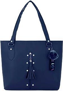 Bellina® Women's Handbag in Premium Blue Shoulder bag for women
