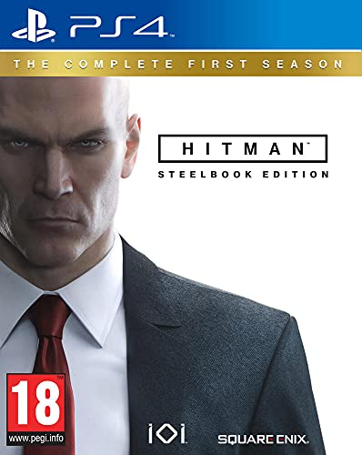 Hitman, The Complete First Edition (Steelbook Edition) PS4