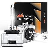 Nilight D3S HID Headlight Bulbs, Super Bright D3S HID Bulb 6000K Diamond White...