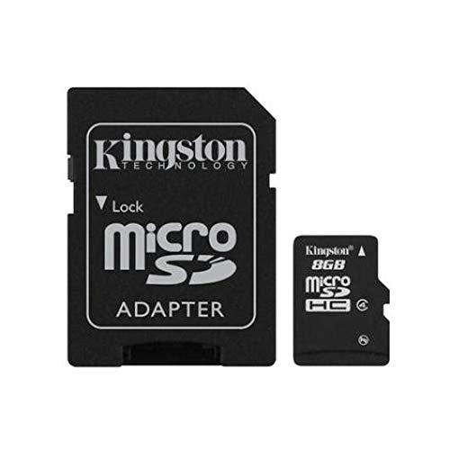 Geheugenkaart 8 GB klasse 10 + adapter voor NVIDIA Shield Tablet K1