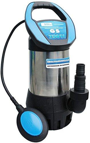 Güde GS 7501 I Schmutzwasserpumpe
