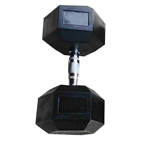 Toorx Manubrio esagonale gommato - 1 x 27,5 kg