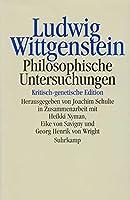 Philosophische Untersuchungen. Kritsch-genetische Edition