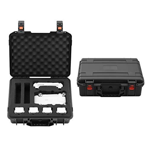 Lamdoo Fashion Bolsa de Almacenamiento a Prueba de Golpes Bolso Protector Impermeable Estuche de Transporte Organizador Maleta Hélices para Xiao-mi X8SE Accesorios para Drones