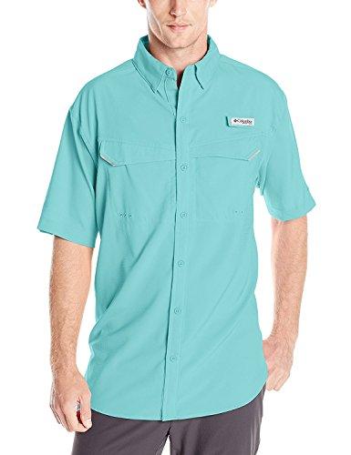 Columbia Men's Sportswear Low Drag Offshore Short Sleeve Shirt, Moxie, Xx-Large