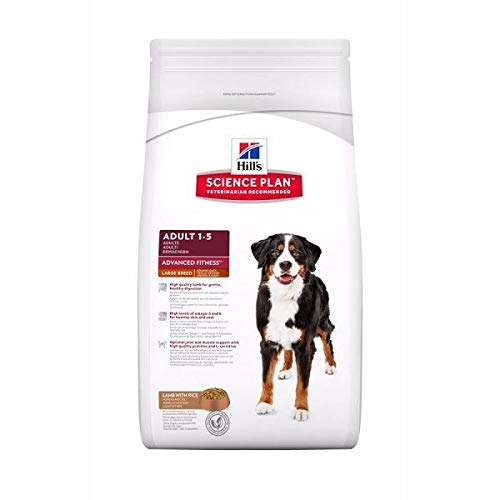 Hills Hills Science Plan Canine adult Advanced Fitness Große Rasse mit Lamm & Reis 12kg 1Stück