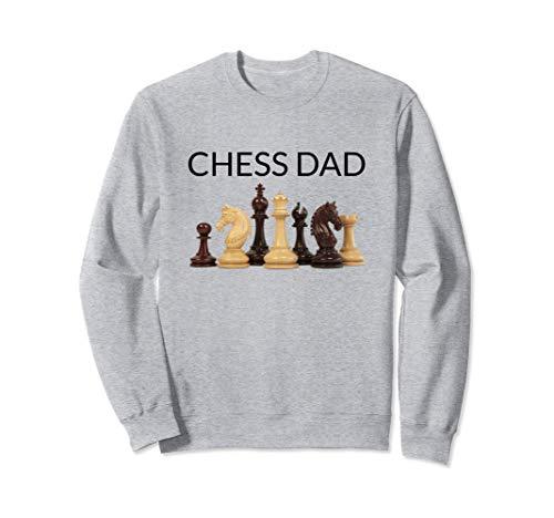 Chess Dad Shirt Chess Gifts Men Kids Boys Father T Shirt トレーナー