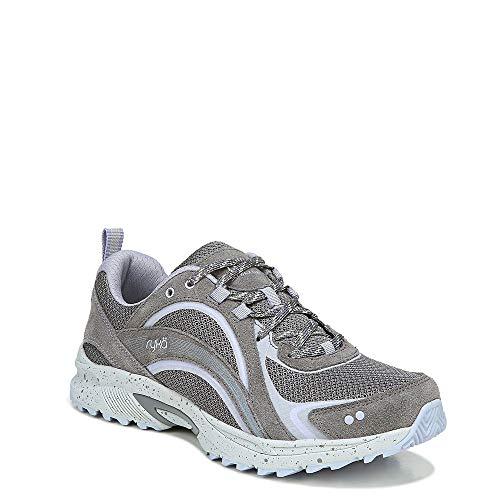 Ryka womens Sky Trail Walking Shoe, Grey, 9 US