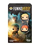 Funko- Mike & Keith Funkoverse Extension (2 Character Pack) English Board Game, 43496, Multicolor