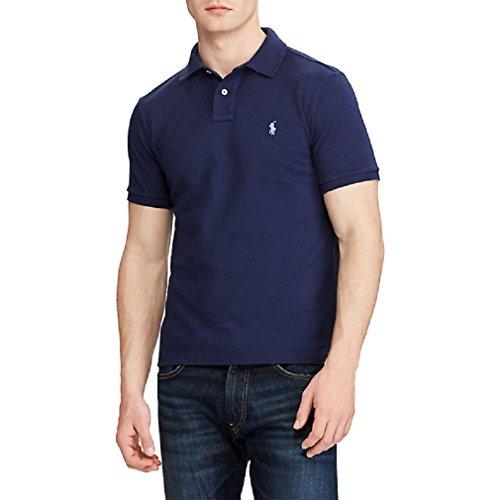 Ralph Lauren Polo Shirt voor heren Classic Fit korte mouw