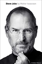 Steve Jobs by Walter Isaacson(2011-10-24)