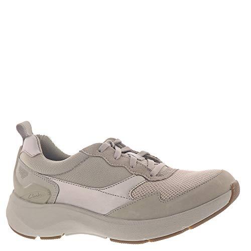 Clarks Wave 2.0 Move Baskets de marche pour femme, gris...