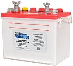 THE BASEMENT WATCHDOG Model 24EP6 Emergency Sump Pump Battery