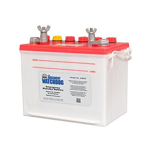 THE BASEMENT WATCHDOG 24EP6 Emergency Standby Battery