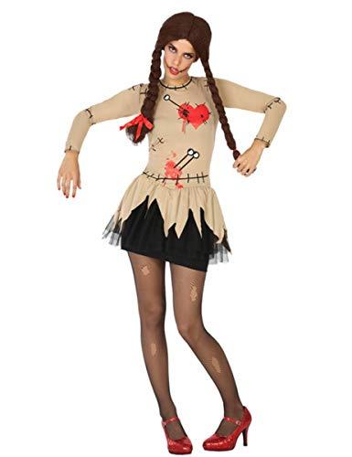 ATOSA 17741 Kostüm Zubehör, Damen, mehrfarbig, XS-S