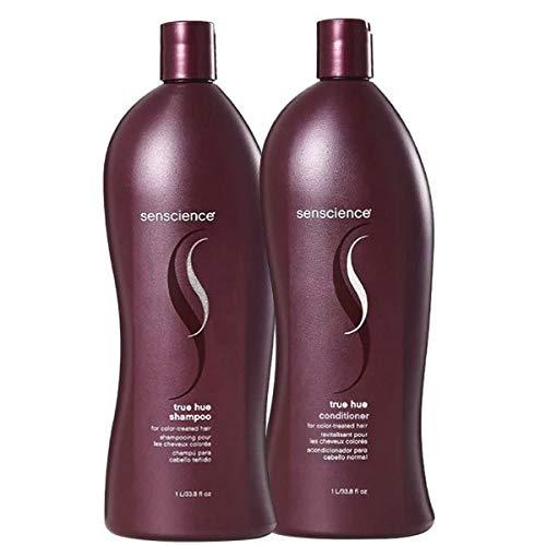 Kit Senscience True Hue Violet Duo Salon (2 Produtos)