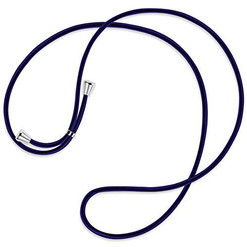 mtb more energy® Cuerda de Repuesto para Collar Smartphone - Blue Line...