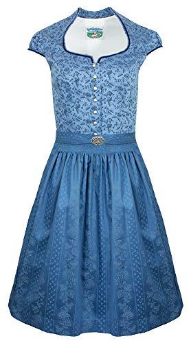 Turi Landhaus Nicoleta T822001 - Vestido de tirolesa juvenil con delantal, color...