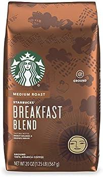 Starbucks Medium Roast Ground Coffee, 20 oz.