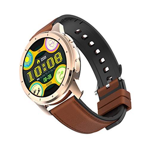 FZXL MX11 Relojes para Mujer 2021 Monitor De Ritmo Cardíaco MP3 Bluetooth Música IP68 Impermeable Fitness Deportes Smart Pulsera Miendo Hombres,E