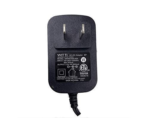 BEDDI de WITTI Design - Radio-réveil intelligent, intégrable à votre maison connectée - Noir