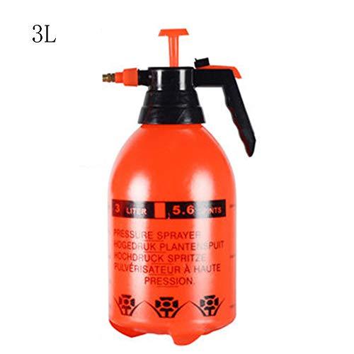 WOGQX Handpumpe Drucksprühtopf, Druckgießkanne, Kleine Gießkanne Spray Einstellbar 2L / 3L Handsprühflasche, Zum Gießen Von Blumen Geeignet, Haushaltsreinigung,Style6