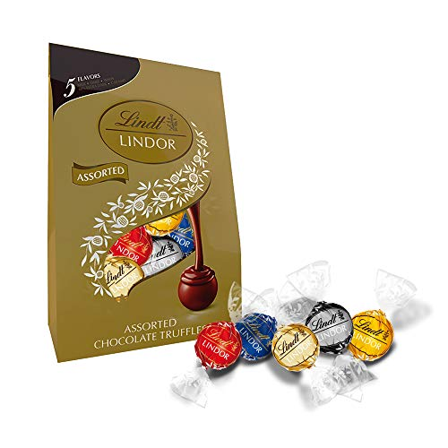 Lindt LINDOR Assorted Chocolate ...