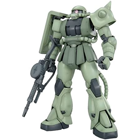 MG 1/100 MS-06F ザクII Ver.2.0 (機動戦士ガンダム)