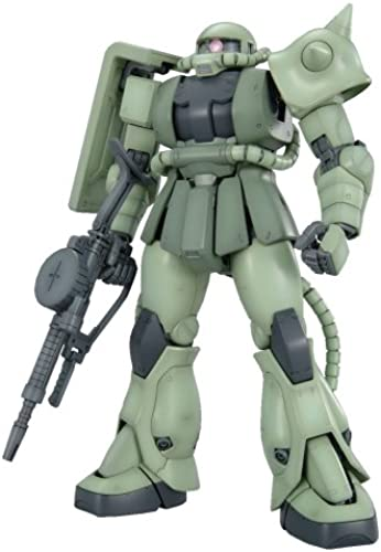 barato y de moda Gundam MS-06F Zaku II Ver 2.0 2.0 2.0 MG 1 100 Scale [Toy] (japan import)  nueva gama alta exclusiva