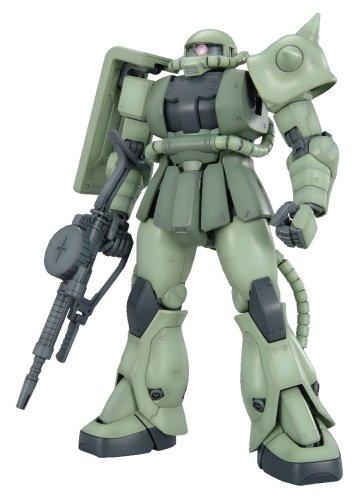 Ms-06F Zaku Ii Ver 2.0 Gunpla Mg Master Grade Gundam 1/100