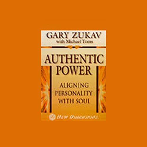 Authentic Power audiobook cover art
