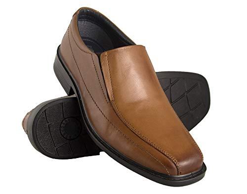 Zerimar Zapatos Hombre Vestir   Zapatos Clasicos Hombre Cuero   Calzado Elegante...