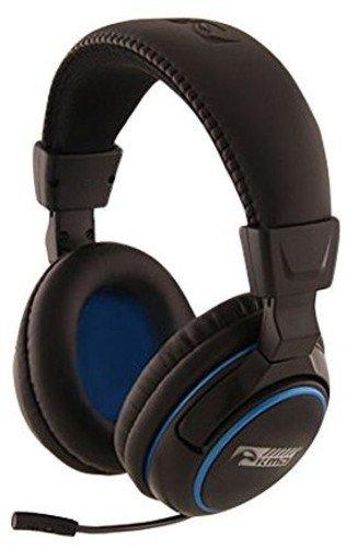 KMD PS4 Playstation4 Headset Pro Gamer Headset Black