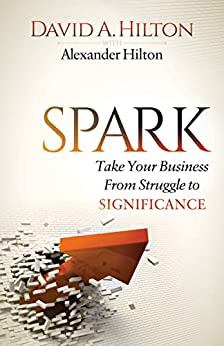 Spark: Take Your Business From Struggle to Significance (English Edition) par [David A. Hilton, Alexander Hilton]