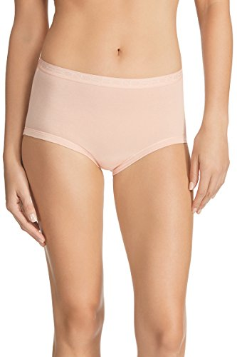 Bonds womens Cottontails Full Brief Base Blush (1 Pack) 10